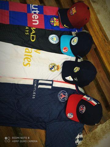 Camisetas de time nacionais e europeus - Super Promoção !!