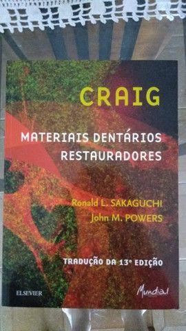 Livros de odontologia semi novos - Foto 3