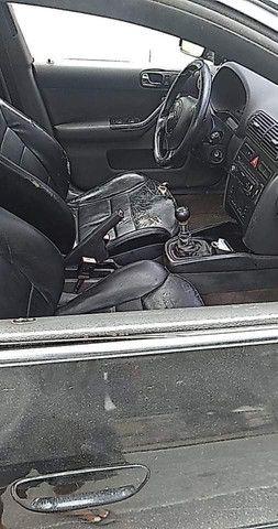 Audi a3 1.8 completo gnv mecanico banco de couro motor aspirado  - Foto 4