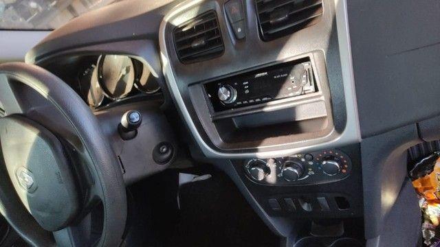 Renault Logan 2019/2020 Usado Com Garantia Peças - Foto 9