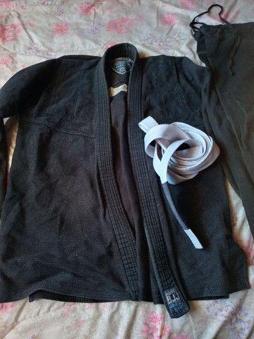 Kimono jiil jitsu - Foto 4