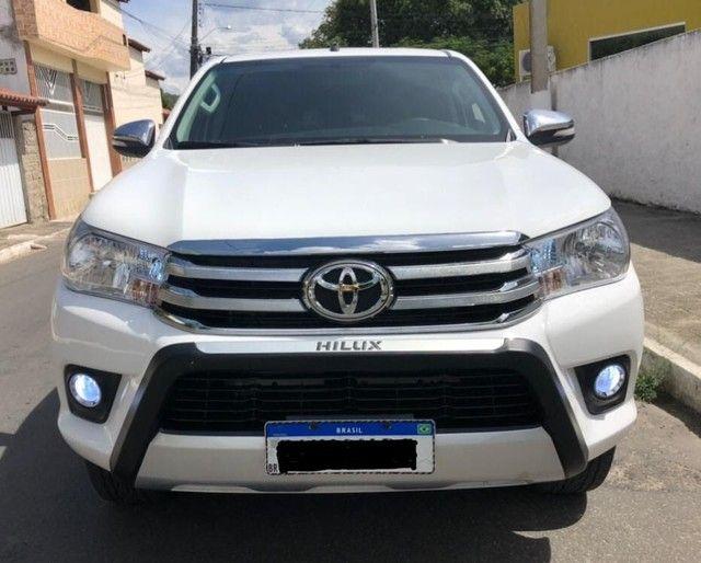 HILUX SRV  4X4 AUTOMÁTICA M2017 DIESEL