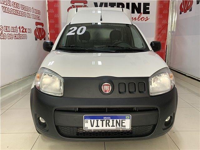 Fiat Fiorino 2020 1.4 mpi furgão hard working 8v flex 2p manual - Foto 3