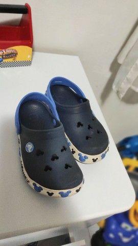 Crocs Infantil C10/11 - Foto 6