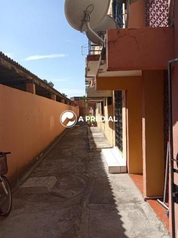 Apartamento para aluguel, 1 quarto, 1 vaga, Benfica - Fortaleza/CE - Foto 2