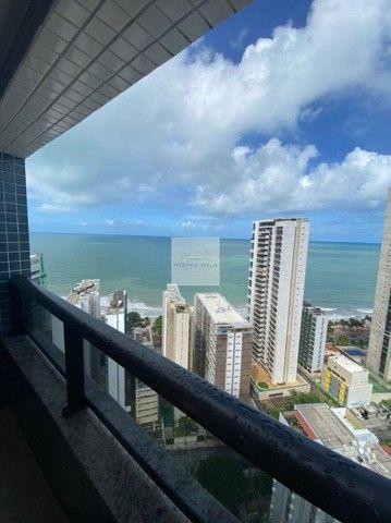 Edf. Portal da Praia, Boa Viagem /Vista Mar/02 Quartos /01 Suíte/Andar alto/Taxas Incl... - Foto 11