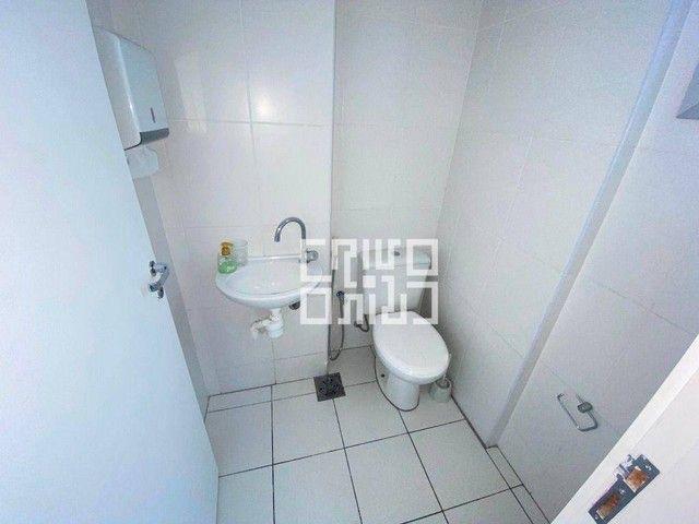 Sala para alugar com vaga. Piso em GRANITO,, 30 m² por R$ 1.200/mês - Icaraí - Niterói/RJ - Foto 5