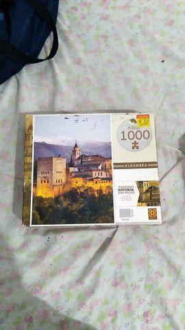 Quebra Cabeça 1000 peças - Foto 5