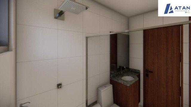 Condomínio Maria Luiza Bitar 2/4 suite e sacada - Foto 11