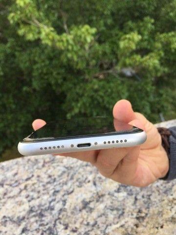iPhone XR 64GB Branco * Aceito cartão  - Foto 4