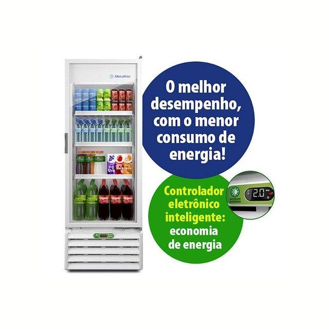 Refrigerador Expositor Bebidas Metalfrio 406L<br><br>