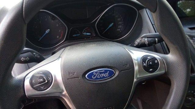 Ford Focus 2013 Usado Com Nota Fiscal Para Peças - Foto 9