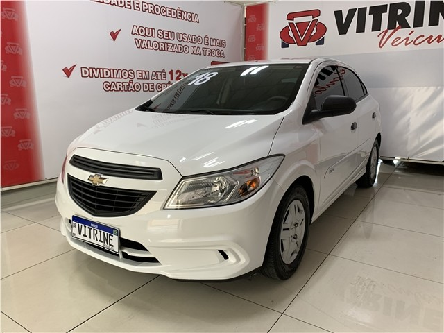 Chevrolet Onix 2018 1.0 mpfi joy 8v flex 4p manual - Foto 4