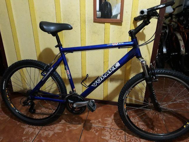 Bike semi nova quadro 21 aro 26