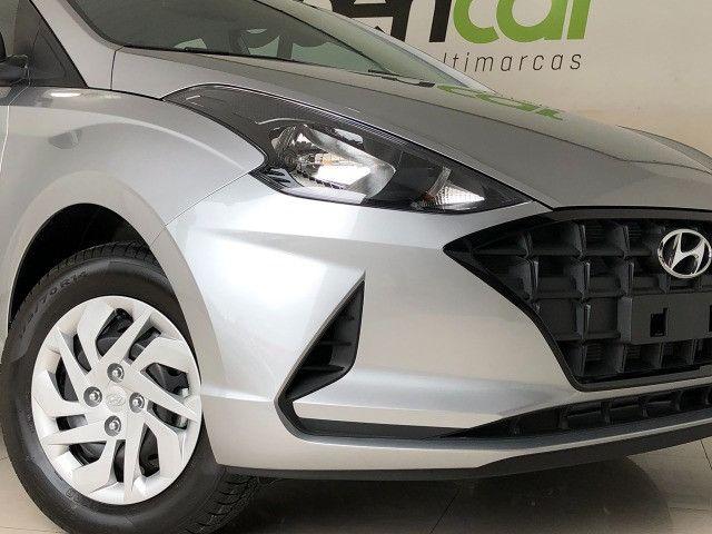 Hyundai Hb20 Sense 0km Pronta entrega Prata Brisk - Foto 12