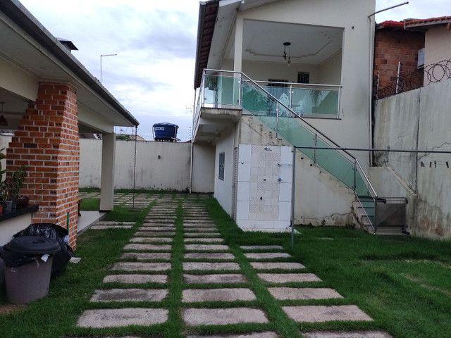 Baixou R$700 mil reais casa com 3 suítes  Castanhal 20x30 o terreno - Foto 4