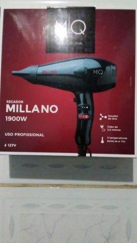 Secador novo marca Millano