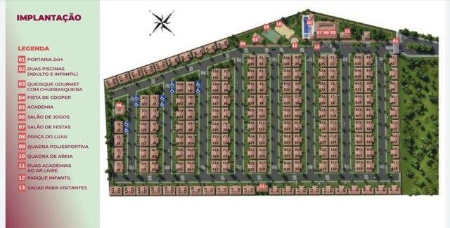 Casa de 2 ou 3 quartos, com possibilidade de mais um pavimento - Foto 12
