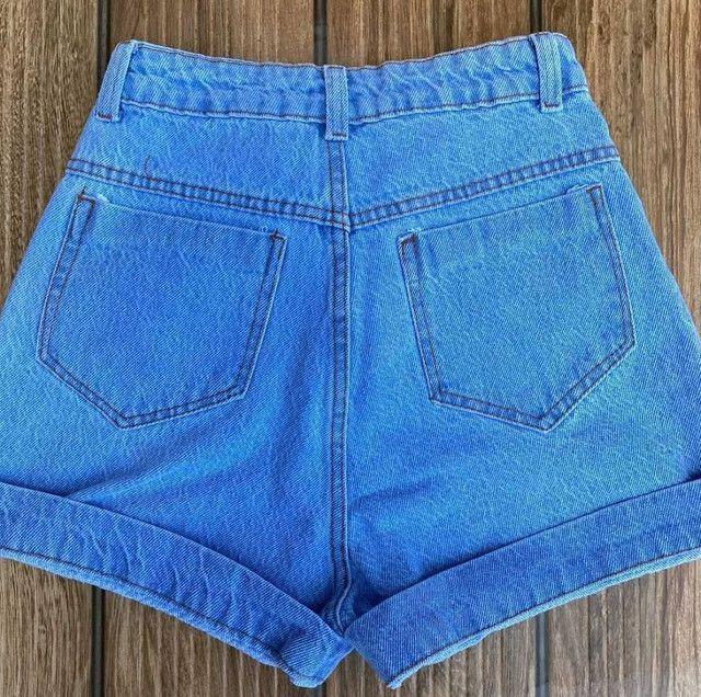 Short mom Jeans - Foto 4