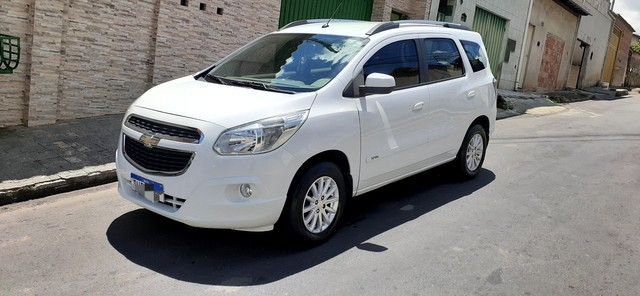 Spin 1.8 LT  (14/15)  2021 Pago!!   - Foto 12