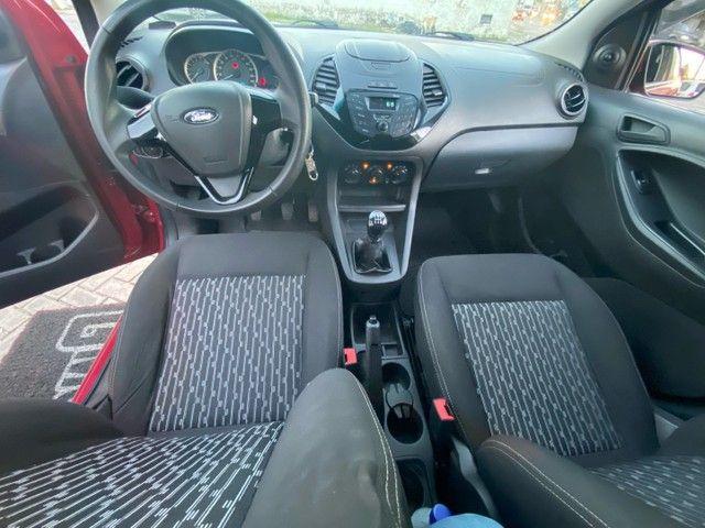Ford ka SEDAN 2016 1.5 COMPLETAO ( Gmustang veiculos )  - Foto 9