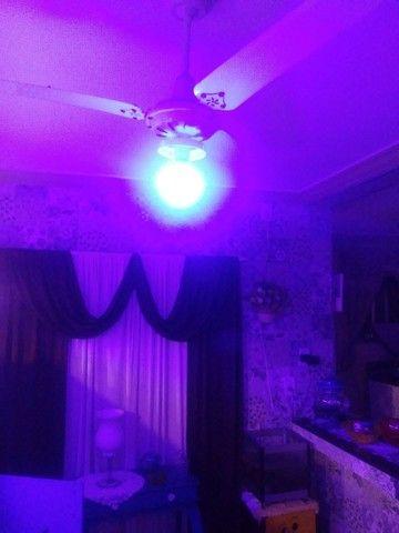 Lâmpada azul - Foto 2