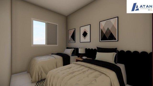 Condomínio Maria Luiza Bitar 2/4 suite e sacada - Foto 13