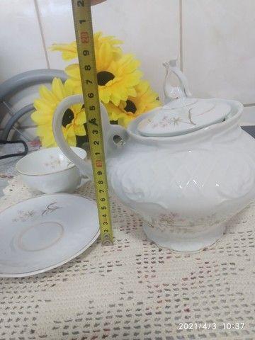 Conjunto de bule e 4 xícaras Shimith - Foto 3
