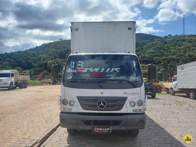 Mercedes benz MB 1016 - 2013 - Baú 7,5 metros - Foto 2