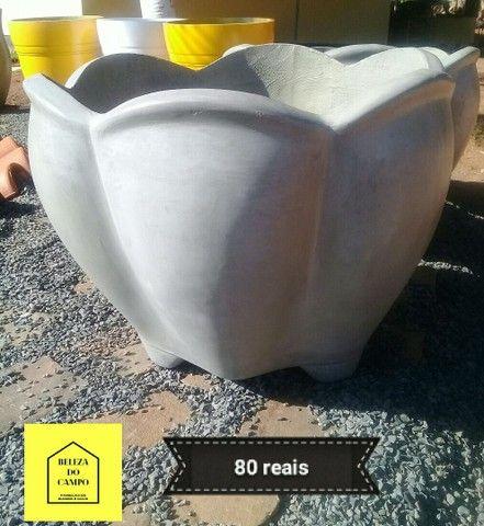 Vasos de cimento - Foto 4