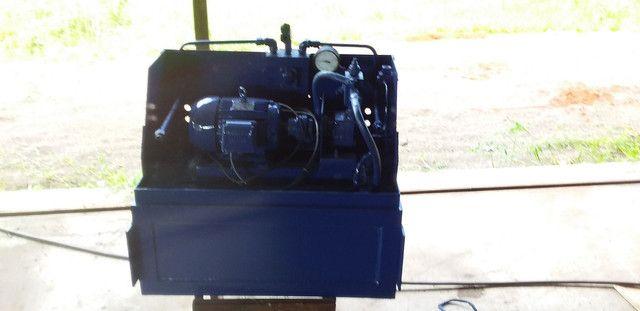 Unidade hidraulica