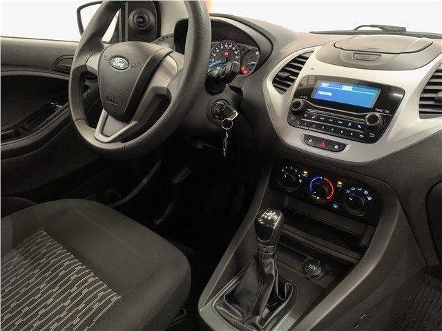Ford Ka 2020 1.0 ti-vct flex se sedan manual - Foto 14