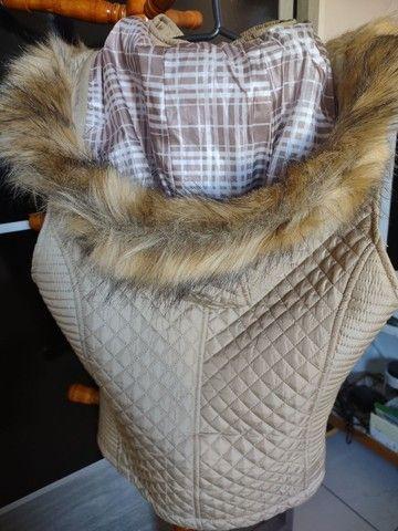 Vendo jaqueta e colete - Foto 6