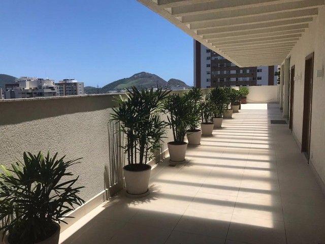 Sala para alugar com vaga. Piso em GRANITO,, 30 m² por R$ 1.200/mês - Icaraí - Niterói/RJ - Foto 6