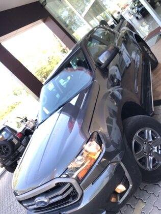 Ranger XLS Aut 4x4 Diesel completo