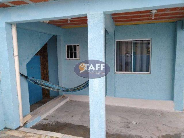 OX2-Casa com 3 quartos, 160 m², à venda por R$ 350.000 Unamar - Cabo Frio/RJ - Foto 7