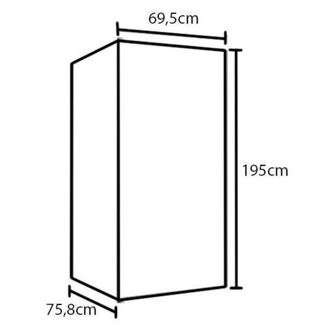 geladeira/Refrigerador PANASONIC 480L LANCAMENTO - Foto 5