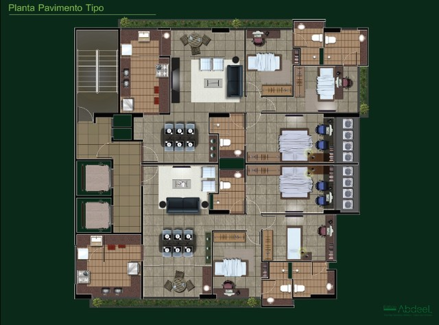 Apartamento com excelente localização no Bairro de Tambauzinho  - Foto 17
