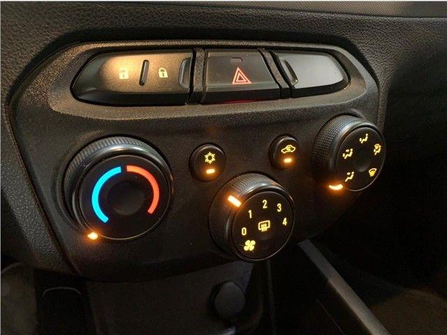 Chevrolet Onix 2018 1.0 mpfi joy 8v flex 4p manual - Foto 11