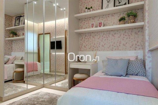 Apartamento com 3 dormitórios à venda, 76 m² por R$ 430.000,00 - Jardim Europa - Goiânia/G - Foto 8