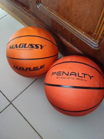 Bolas de Basket Mirim e Adulto zeras. - Foto 2