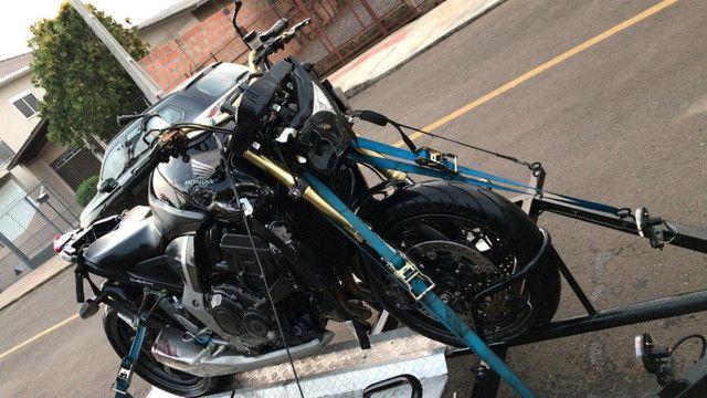 Moto Para Retirada De Peças / Sucata Honda CB 1000 R Ano 2012 CB1000 - Foto 4