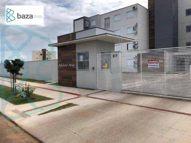 Apartamento com 2 dormitórios à venda por R$ 220.000,00 - Residencial Ipanema - Sinop/MT