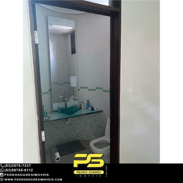 Casa com 5 dormitórios para alugar, 1.120 m² por R$ 16.000/mês - Estados - João Pessoa/PB - Foto 15