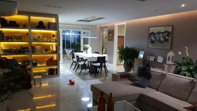 Excelente apartamento com 209m, projetado e mobiliado na aldeota - próximo ao BNB