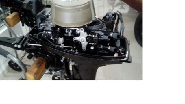 Motor de popa Mercury 30 hp Zero! Manual - Foto 3