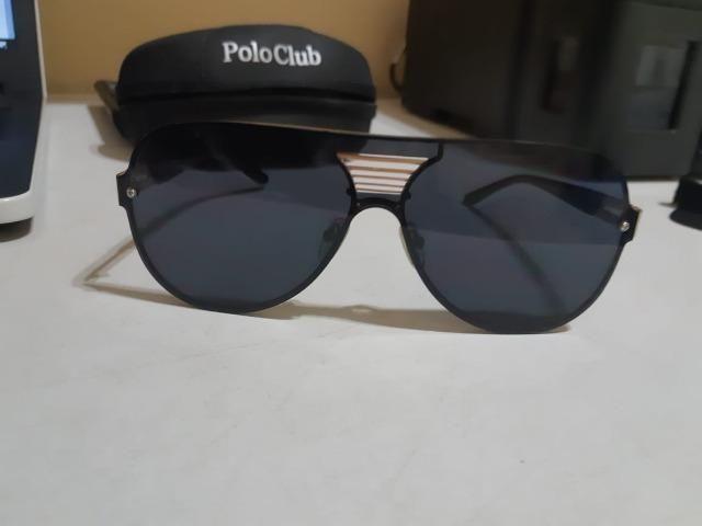 6c34e9790 Óculos de Sol Polo Club - Usado 1 vez - Bijouterias, relógios e ...