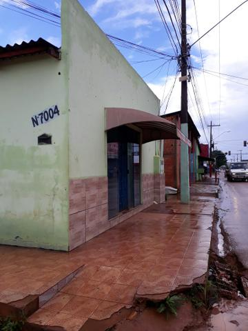 Casa + Ponto Comercial (São Conjugados)