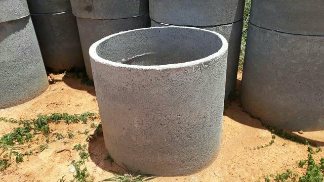 Manilhas de Concreto Fossa septica