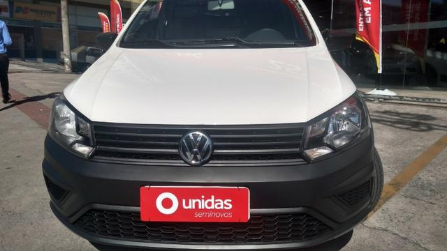Vw - Saveiro Cs Robust 1.6 2p 2017 - Foto 9